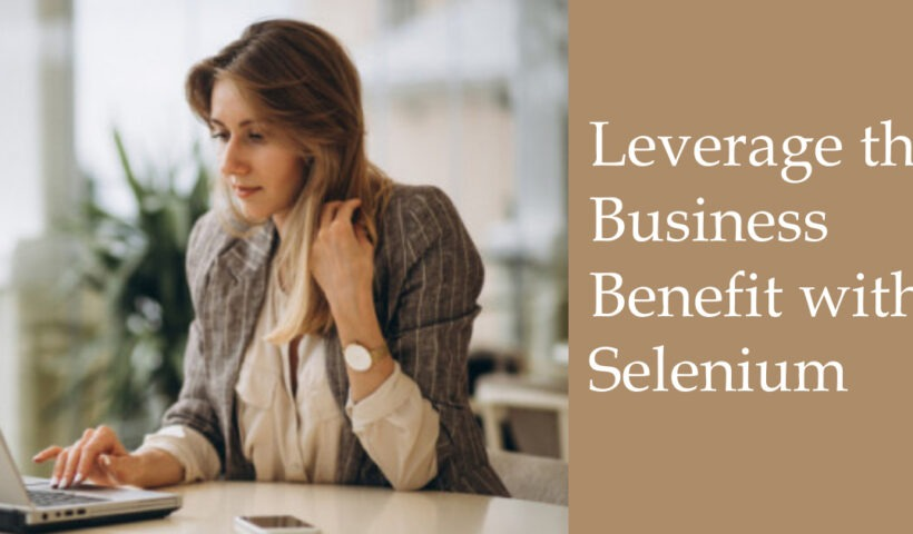 Benefit with Selenium